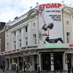 The Ambassadors Theatre