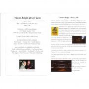 Drury Lane – DVD Insert #2