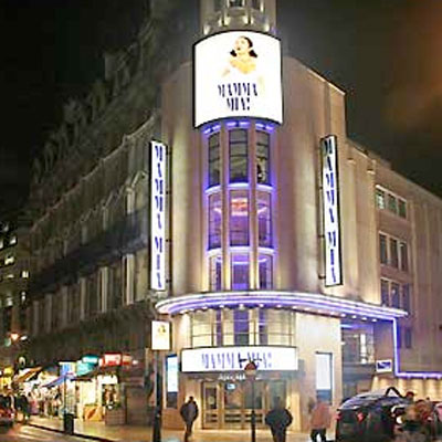 The Prince of Wales Theatre