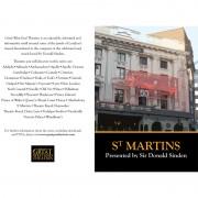 St. Martin's Theatre – DVD Insert #1