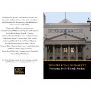 Theatre Royal Haymarket – DVD Insert #1