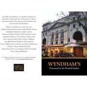 Wyndham's Theatre – DVD Insert #1