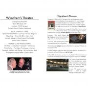 Wyndham's Theatre – DVD Insert #2